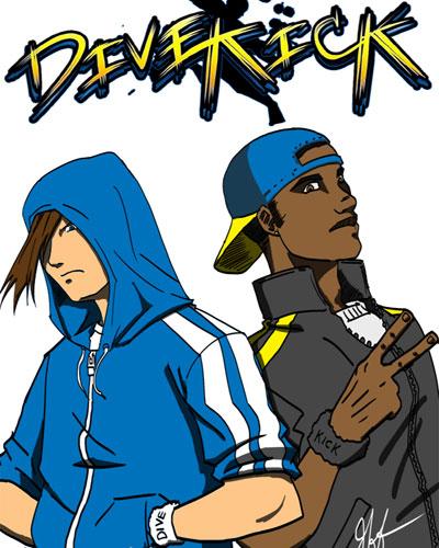 Divekick PC Game Free Download