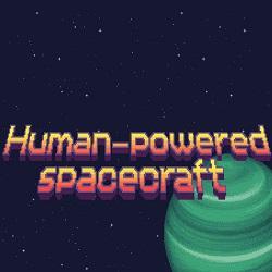 Human-powered-spacecraft