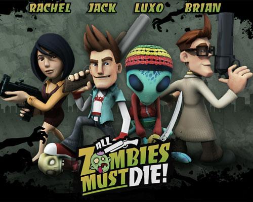 All Zombies Must Die Free Download