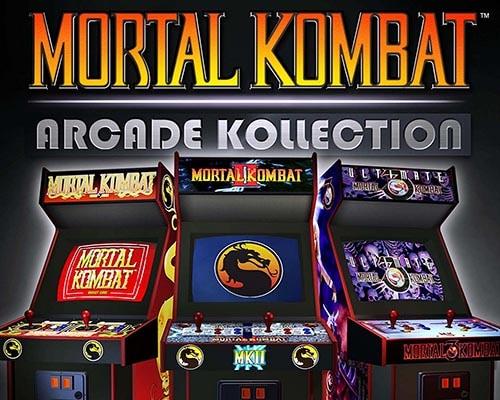 Mortal Kombat Arcade Kollection Free Download