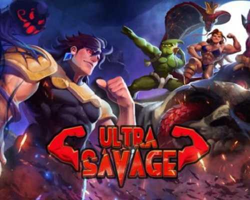 Ultra Savage PC Game Free Download