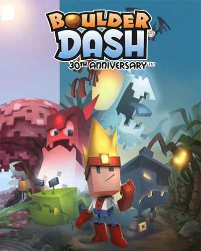 Boulder Dash 30th Anniversary Free Download