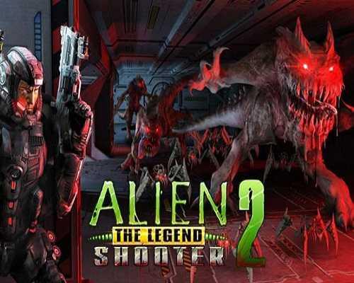 Alien Shooter 2 The Legend PC Download