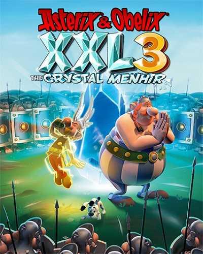 Asterix & Obelix XXL 3 The Crystal Menhir Free