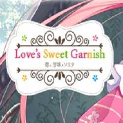 Loves Sweet Garnish