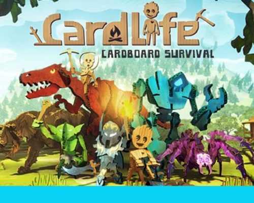 CardLife Cardboard Survival Free Download