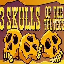 Fenimore Fillmore 3 Skulls of the Toltecs