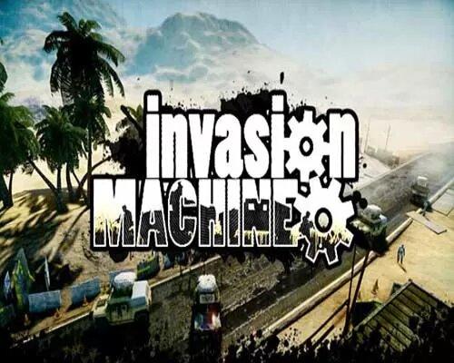 Invasion Machine PC Game Free Download