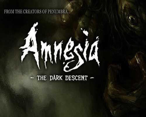 Amnesia The Dark Descent PC Game Free Download