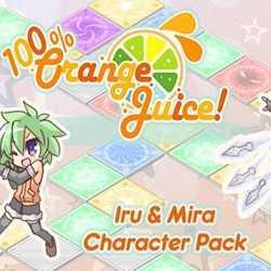 100 Percent Orange Juice Iru and Mira