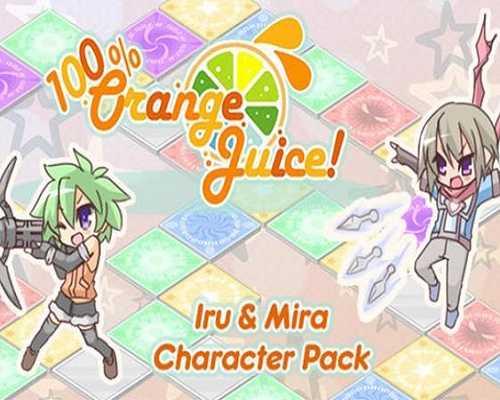 100 Percent Orange Juice Iru and Mira Free Download