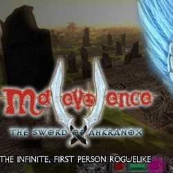 Malevolence The Sword of Ahkranox