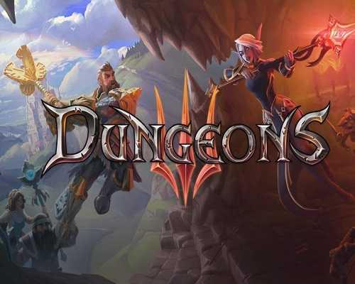 Dungeons 3 PC Game Free Download