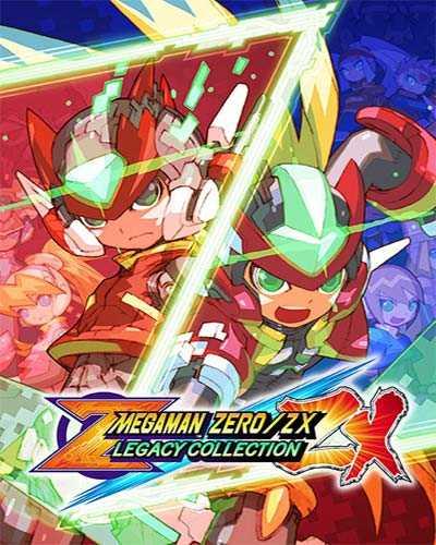Mega Man Zero ZX Legacy Collection Free