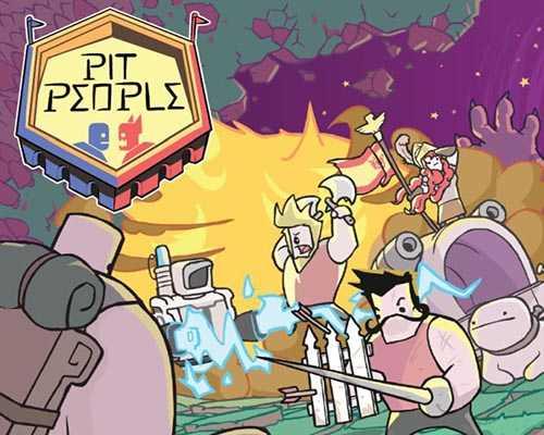 Pit People PC Game Free Download
