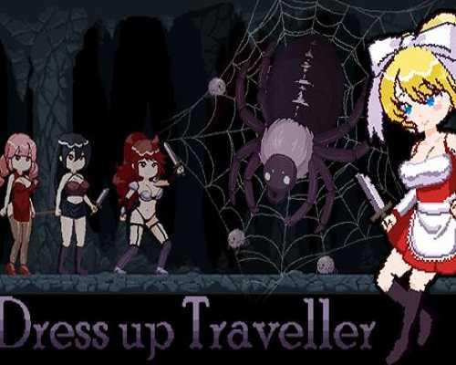Dress up Traveller PC Game Free Download
