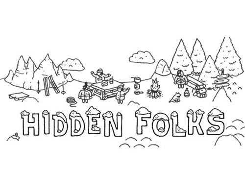Hidden Folks PC Game Free Download