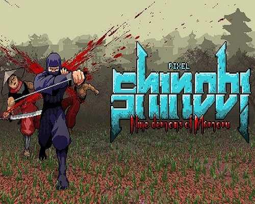 Pixel Shinobi Nine demons of Mamoru Free PC Download