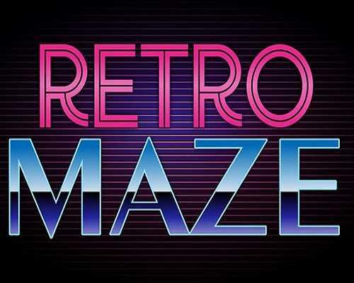 RetroMaze PC Game Free Download