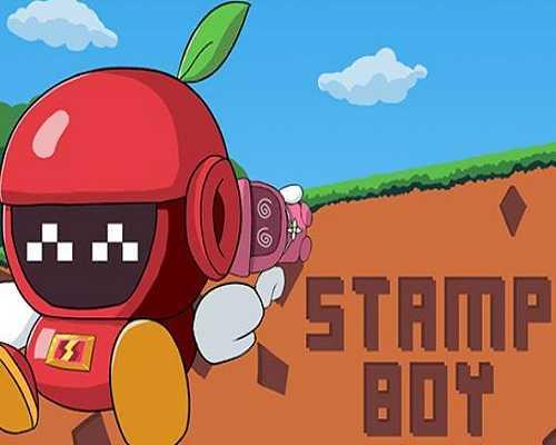 Stamp Boy 跳跳小子 PC Game Free Download