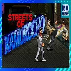 Streets Of Kamurocho