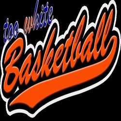 Too White Basketball