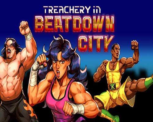 Treachery in Beatdown City Free PC Download