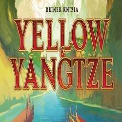 Reiner Knizia Yellow Yangtze