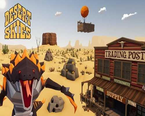 Desert Skies PC Game Free Download
