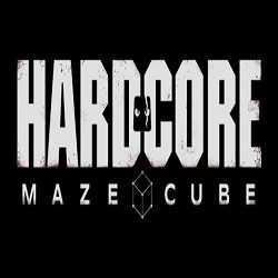 Hardcore Maze Cube Puzzle Survival