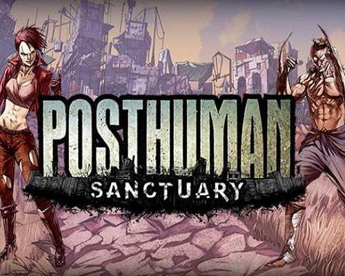 Posthuman Sanctuary PC Game Free Download