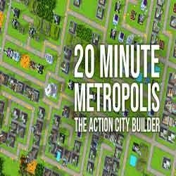 20 Minute Metropolis The Action City Builder