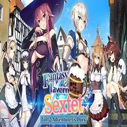 Fantasy Tavern Sextet Vol.2 Adventurers Days