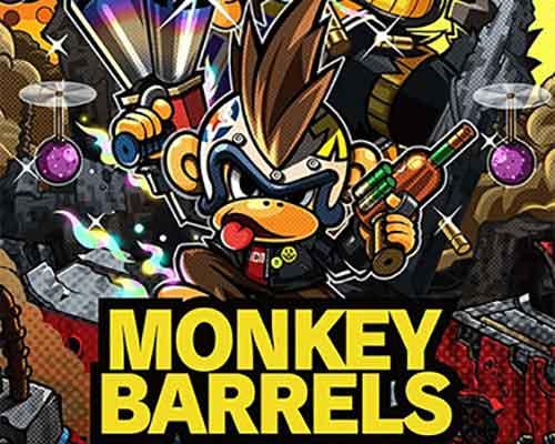 Monkey Barrels PC Game Free Download