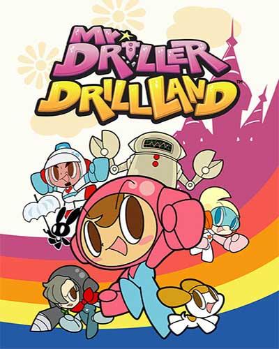 Mr DRILLER DrillLand Game Free Download