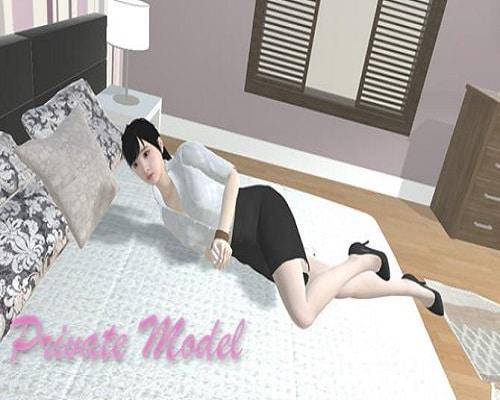 约拍女神 Private Model PC Game Free Download