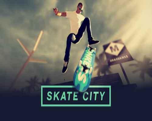 Skate City PC Game Free Download