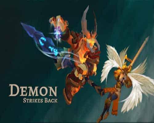 Demon Strikes Back PC Game Free Download