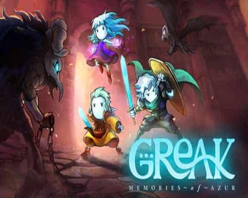 Greak Memories of Azur PC Game Free Download