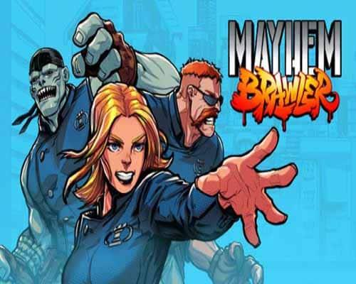Mayhem Brawler PC Game Free Download