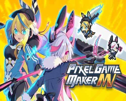 Pixel Game Maker MV PC Game Free Download