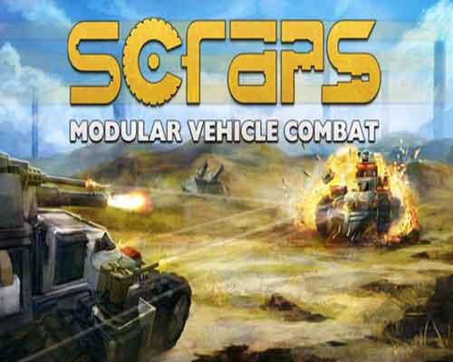 Scraps Modular Vehicle Combat Free Download