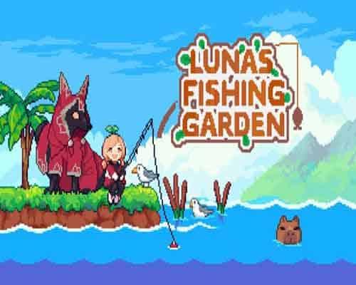 Lunas Fishing Garden PC Game Free Download